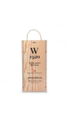 Wood box W1920