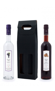 Grappa & Nocino - Cartone Premium