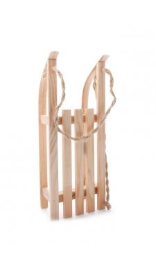 Wood sledge W1920